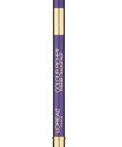 L'Oreal Riche Le Smoky Pencil Eye Liner & Smudger - 930 Violet