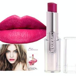 L'Oreal Rouge Caresse Lipstick - 11 Fuchisa & Fiery