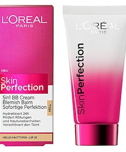L'Oréal Skin Perfection BB Cream 5 in 1 Blemish Balm - Light