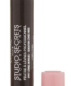 L'Oreal Studio Secrets Pro Lip Tint-Backstage Pink
