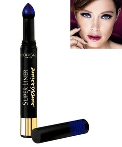 L'Oreal Super Liner Smokissime Powder Eyeliner Pen - Blue Smoke