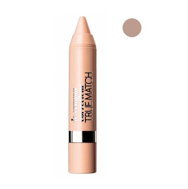 L'Oreal True Match Super-Blendable Creamy Crayon Concealer-Beige