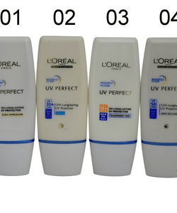 L'Oreal UV Perfect 12H Protector SPF 50 - 04 Anti-Dullness