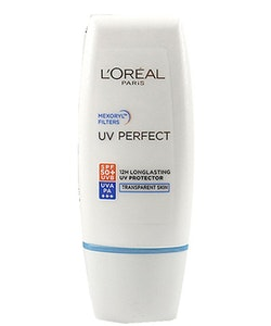 L'Oreal UV Perfect 12H Protector SPF 50 -Transparent Skin