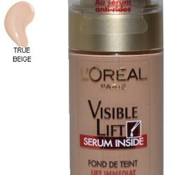 L'Oreal Visible Lift Serum Foundation-True Beige