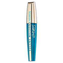 L'Oreal Volume Million Lashes Excess Waterproof Mascara - Black
