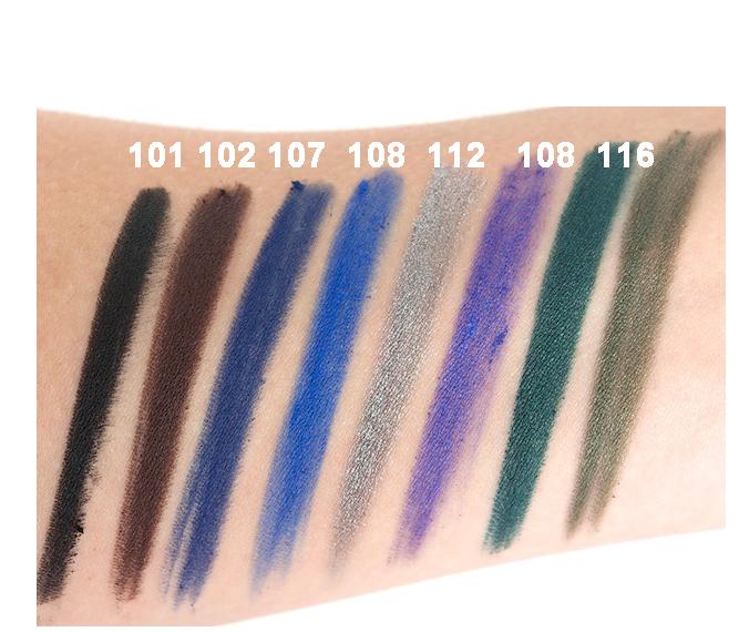 L'OrealColorRicheLeKholEyeLinerPenci -114 Breezy Lavender