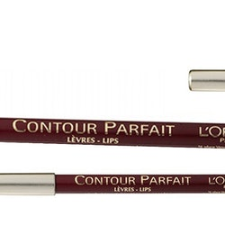 L'Oreal Contour Parfait Long Lasting Lip Liner Penci l- 665 Black Red