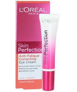 L'Oreal Skin Perfection Awakening Anti-Fatigue + Correcting Eye Cream 15ml