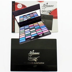 La Femme 42 Colours Pearl Eyeshadow Set NO.1