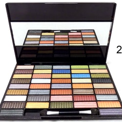 La Femme 42 Colours Pearl Eyeshadow Set NO.2
