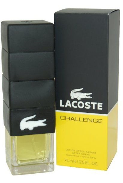 Lacoste Challenge After Shave Spray 75ml