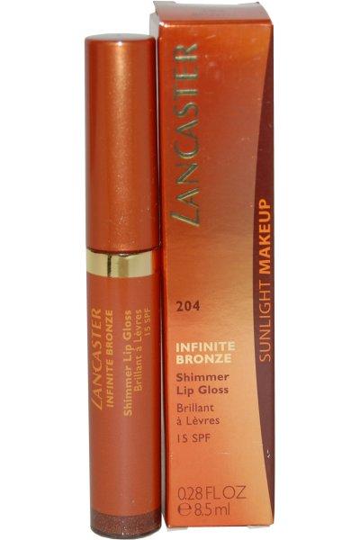 Lancaster Infinite Bronze Shimmer Lip Gloss Brun