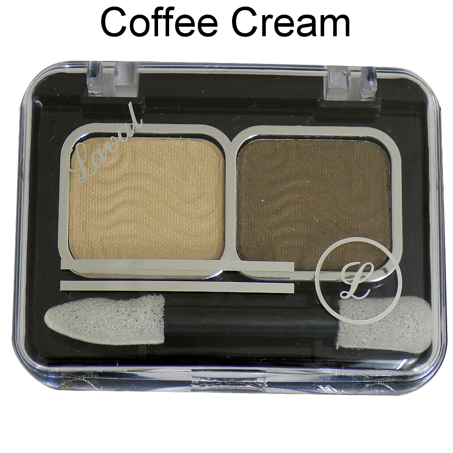 Laval Mixed Doubles Eyeshadow - Coffee Cream