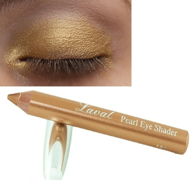 Laval Pearl Eye Shader/Chunky Liner - Gold