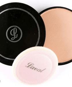 Laval Pressed Creme Face Powder - Soft Beige