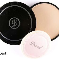 Laval Pressed Creme Face Powder - Translucent