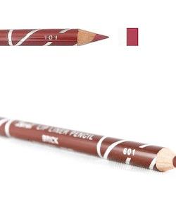 Laval Soft Lip Liner Pencil - Brick