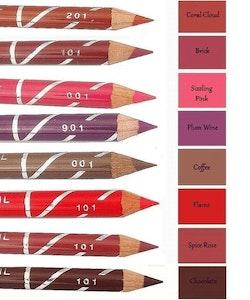 Laval Soft Lip Liner Pencil - Coffee