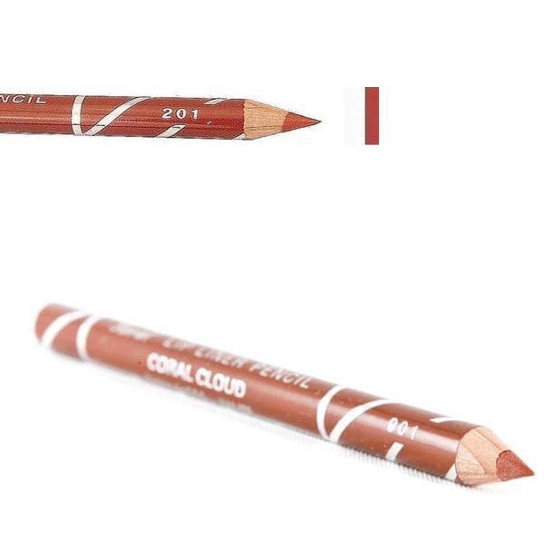Laval Soft Lip Liner Pencil - Coral Cloud