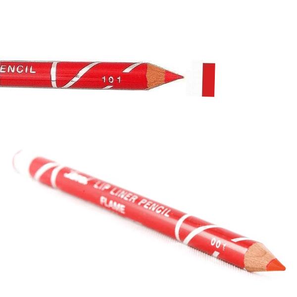 Laval Soft Lip Liner Pencil-Flame