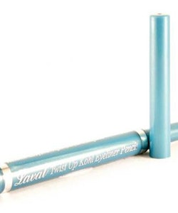 Laval Twist Up Khol WATERPROOF EYELINER Pencil -Light Blue