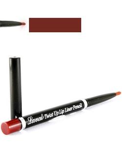 Laval Twist Up WATERPROOF LIP LINER Pencil-02Brick