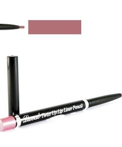 Laval Twist Up WATERPROOF LIP LINER Pencil-04Pink