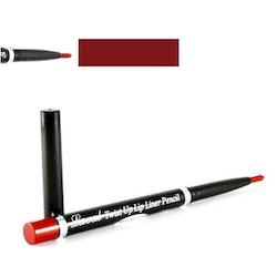 Laval Twist Up WATERPROOF LIP LINER Pencil-06Red