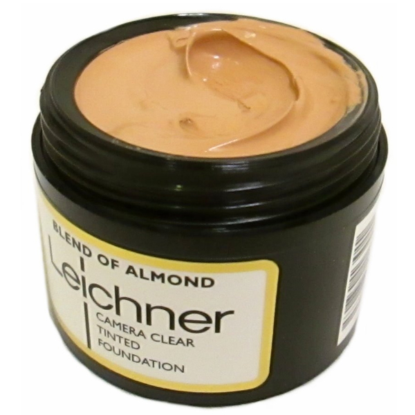 Leichner Camera Clear Tined Foundation Blend of Almond
