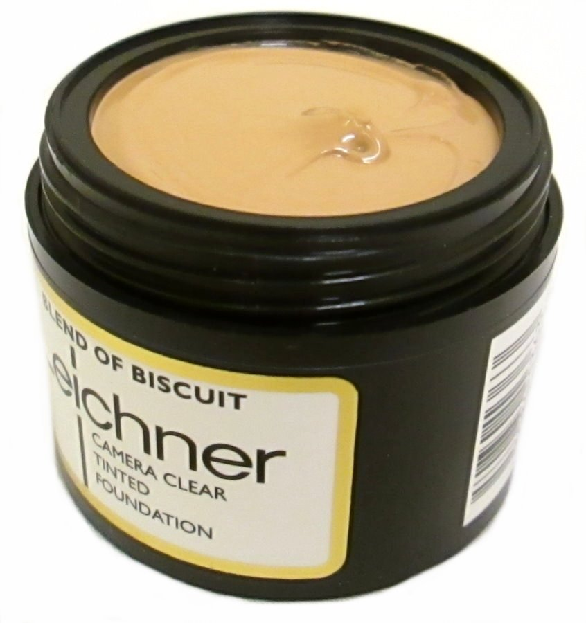 Leichner Camera Clear Tined Foundation-Blend of Biscuit