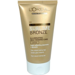 L Oreal Sublime Bronze Self Tanning Care 150 ml