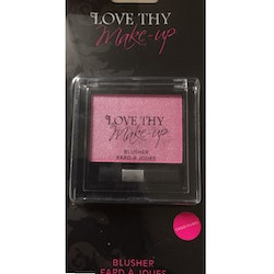 Love Thy Make-Up London Shimmery Blush-Candy Floss