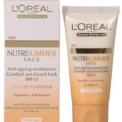L'Orea Nutrisummer Face Anti-ageing cream 50 ml