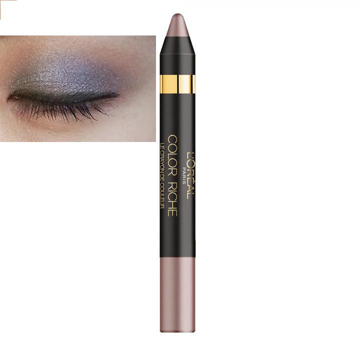 L Orea Color Riche Le Crayon Eyeliner & Eyeshadow-03 Smoky Taupe