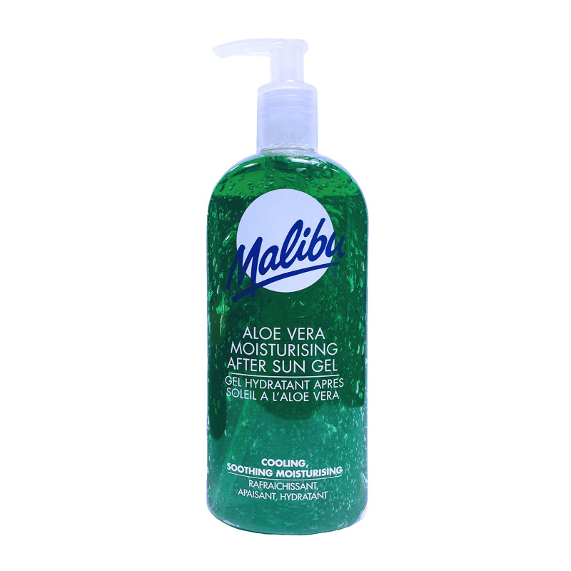 Malibu Aloe Vera Moisturising After Sun Gel 200ml