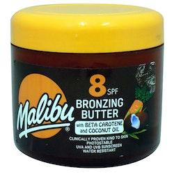 Malibu Bronzing Butter with Beta Carotene&Coconut Oil SPF8 300ml