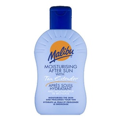 Malibu Moisturising After Sun with Tan Extender 200ml