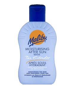 Malibu Moisturising After Sun with Tan Extender 200ml