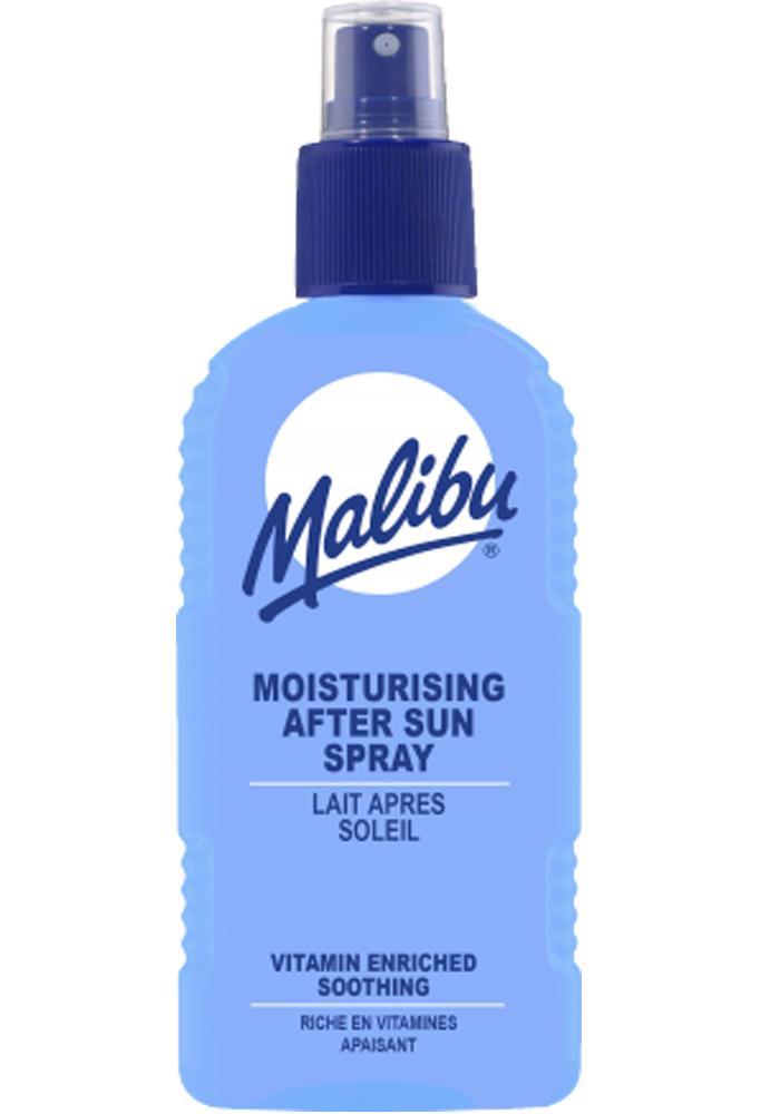 Malibu Vitamines Moisturising After Sun Spray 200ml