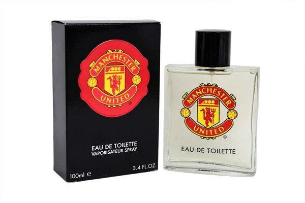 Manchester United Black EDT 100ml