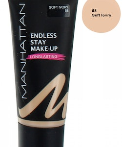 Manhattan Endless Stay Make-Up Foundation - 58 Soft Ivory
