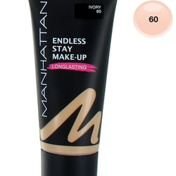 Manhattan Endless Stay Make-Up Foundation - 60 Ivory
