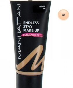 Manhattan Endless Stay Make-Up Foundation - 66 Beige