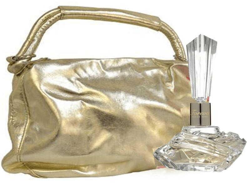 Mariah Carey Forever Eau de Parfum 30ml+ Mariah Carey Gold purse