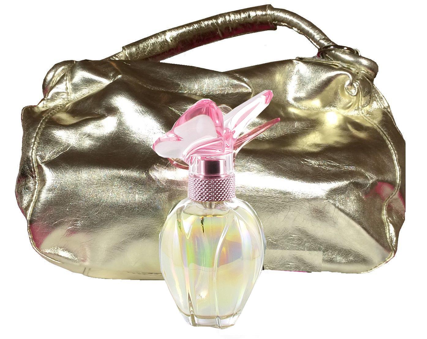 Mariah Carey Luscious Pink EDP 50ml + Golden Purse