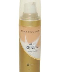 Max Factor Age Renew Foundation  - Sand
