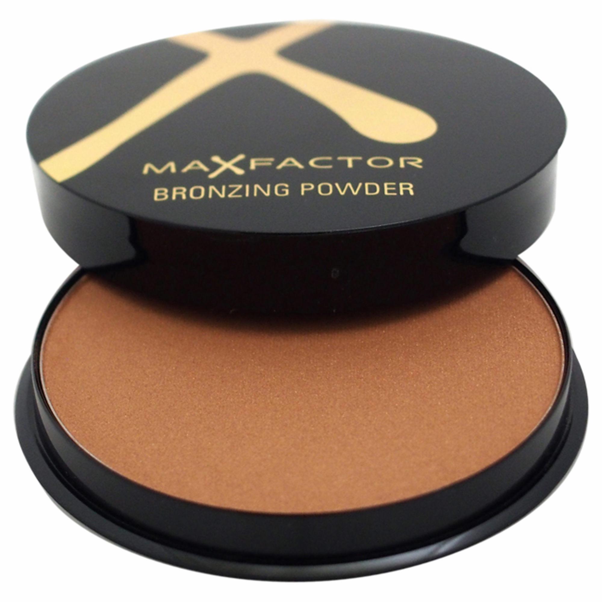 Max Factor Bronzing Powder - Golden