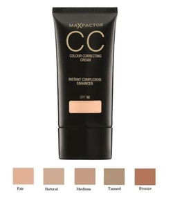 Max Factor CC Colour Correcting Cream SPF 10 - 020 Light