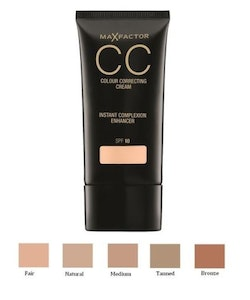 Max Factor CC Colour Correcting Cream SPF 10 - 50 Natural